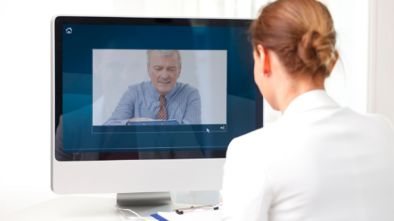 Bring Your Own Tissues:  My Experience with Online (Telehealth) Counseling
